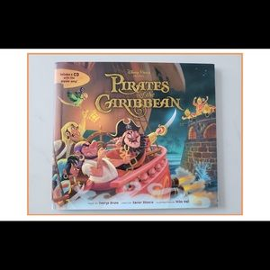 ISO Pirates of Caribbean Disney book DO NOT BUY